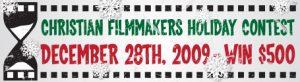 Christian Filmmaker Banner