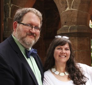Hal and Melanie Archway Cropped