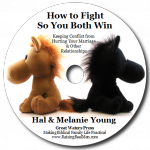 How to Fight So You Both Win CD Art with Shadow