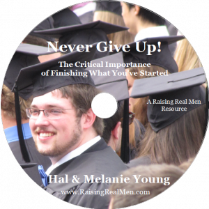 Never Give Up CD Art