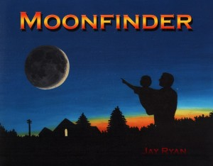 Moonfinder by Jay Ryan