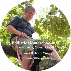 Ballistic Homeschooling CD