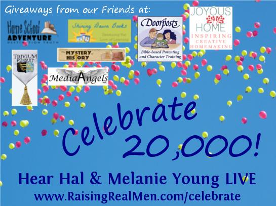 Celebrate 20000