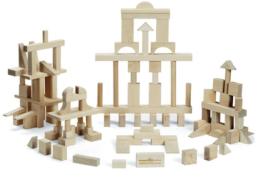 Architectural Blocks Master Collection