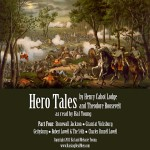 Hero Tales Part Four Label Square