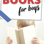 Do you have a list of book recommendations for building character and vocabulary? Here's our list of great character-building books for boys