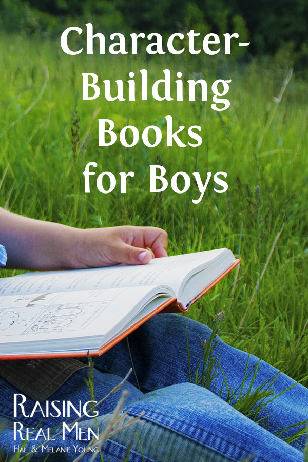 RRM Character Building Books for Boys