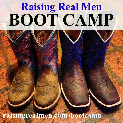 Boot Camp Logo by Brooke with URL