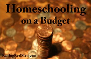 Homeschooling on a Budget