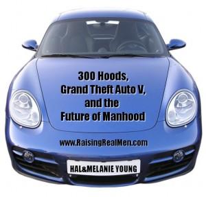 300 Hoods Grand Theft Auto V