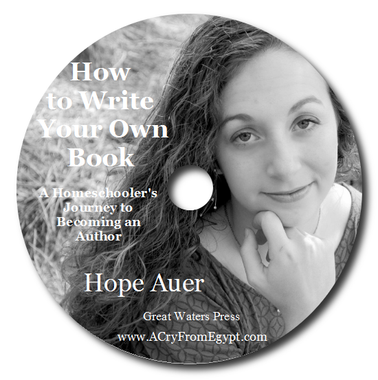 How to Write Your Own Book CD Art with Shadow
