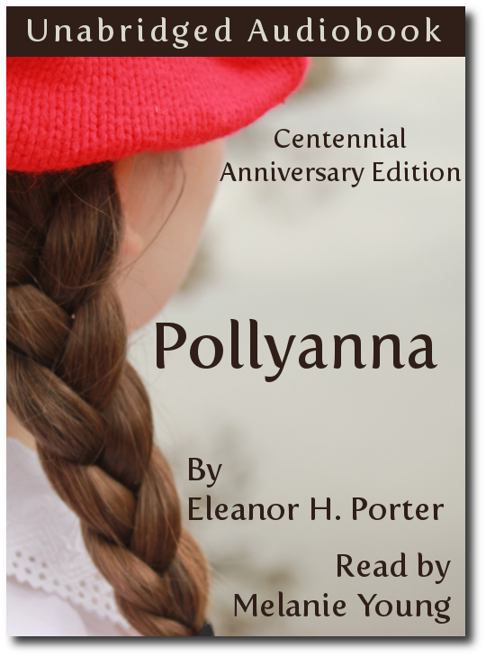 Pollyanna Audiobook Front Cover