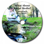 What About Social Media CD Art with Shadow
