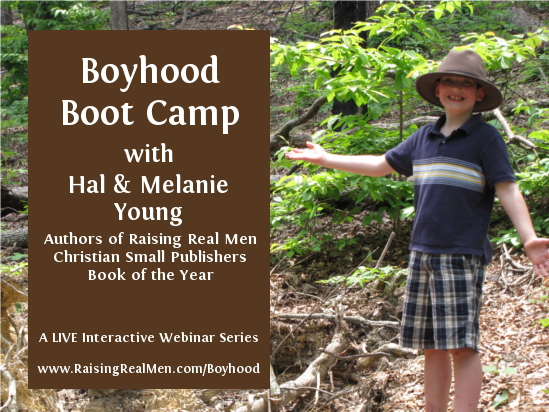 Boot Camp Boyhood Pinnable