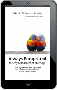 Always Enraptured cover on tablet PC