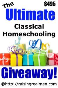ClassicalHomeschoolingGiveawayRRM