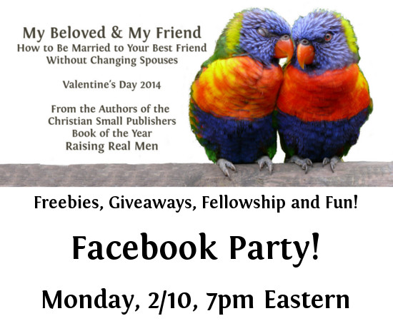 MBMF Facebook Party