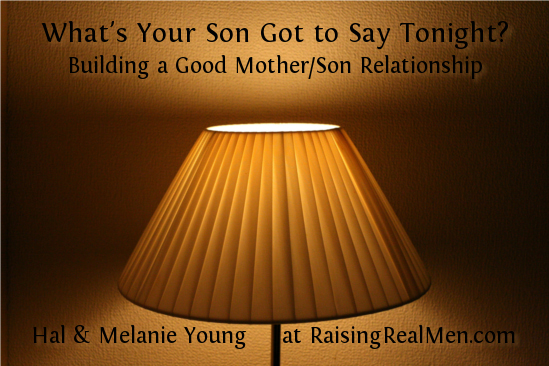 Whats Your Son Got to Say Tonight