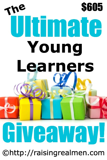 YoungLearnersGiveawayRRM