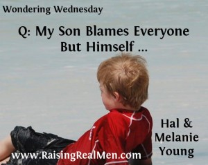 My Son Blames Everyone