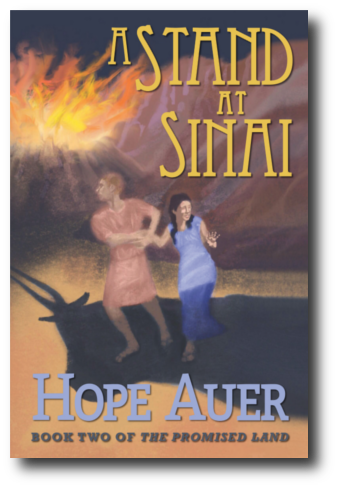 A Stand At Sinai Historical Fiction