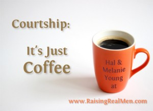 Courtship Its Just Coffee