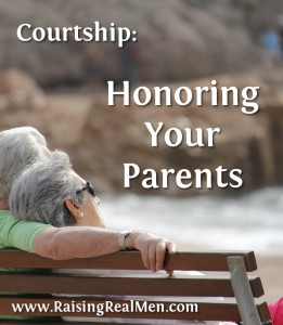 Courtship Honoring Your Parents