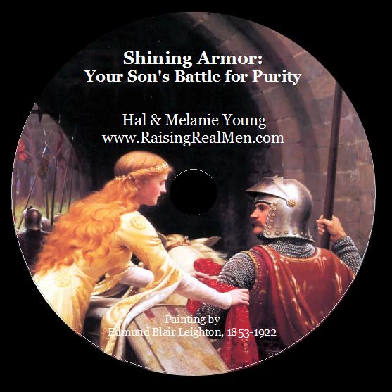 Shining Armor CD Art with Shadow
