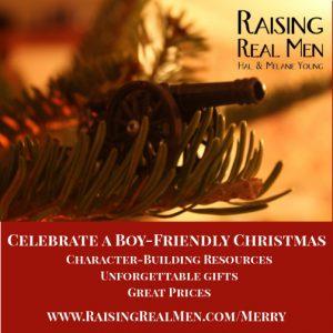 Celebrate a Boy-Friendly Christmas
