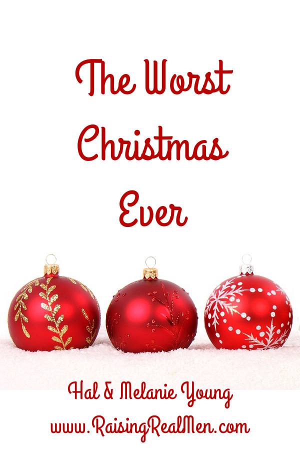 RRM The Worst Christmas Ever White