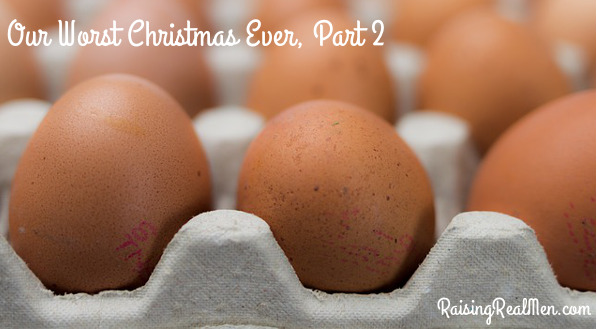 RRM Worst Christmas Eggs