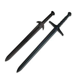 Two Training Practice Swords
