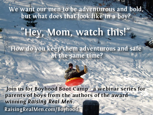RRM Boyhood Boot Camp Tubing