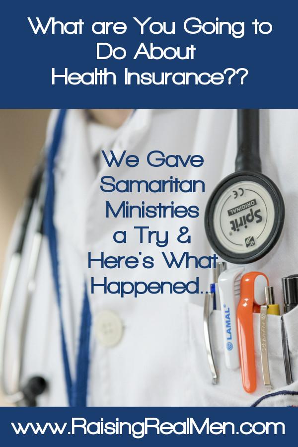 RRM Obamacare or Samaritan Ministries