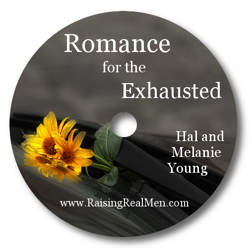 Romance for the Exhausted CD Art with Shadow