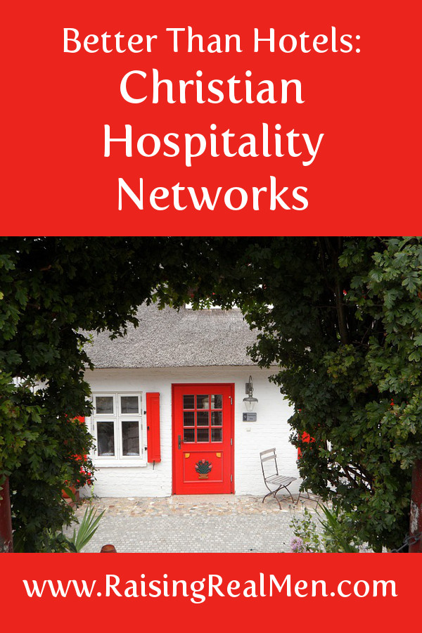 Frugal Travel Christian Hospitality