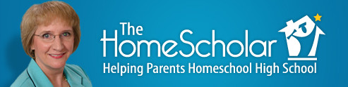 The Home Scholar banner