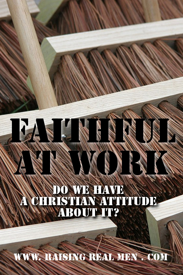 Blog - Faithful At Work - Pinterest