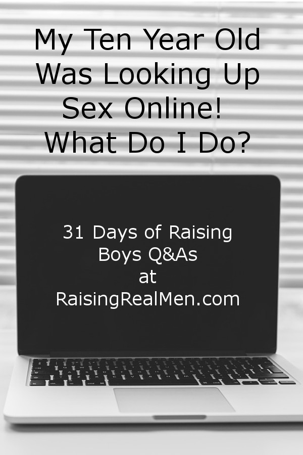 Blog - Q - 10yo and Porn - Pinterest