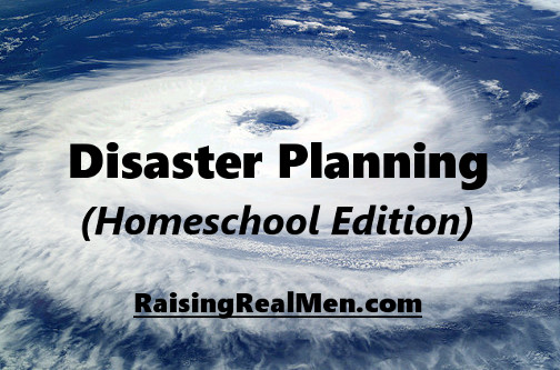 Disaster Planning - FB