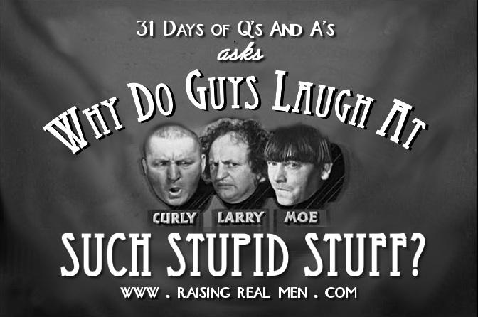 Q - Guy Humor