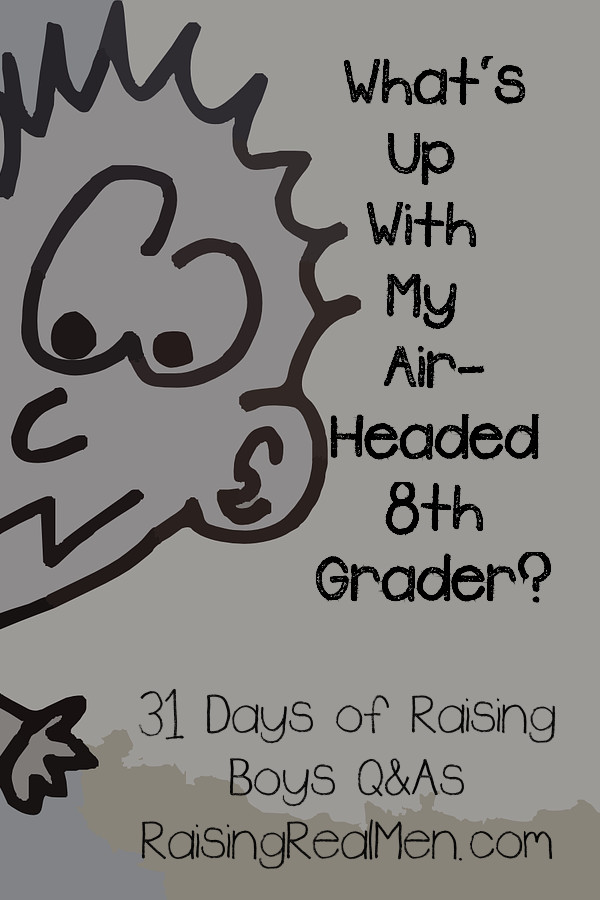 RRM Air-Headed 8th Grader
