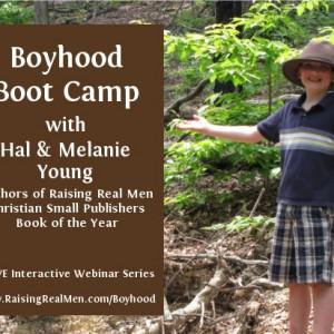Boot Camp Boyhood Pinnable