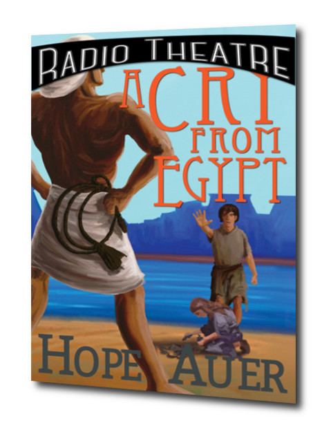 CFE Radio Theatre CFERT Cover