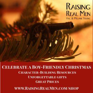 Celebrate a Boy-Friendly Christmas New
