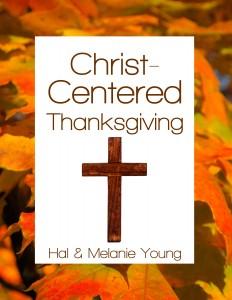 Christ-Centered Thanksgiving Cover