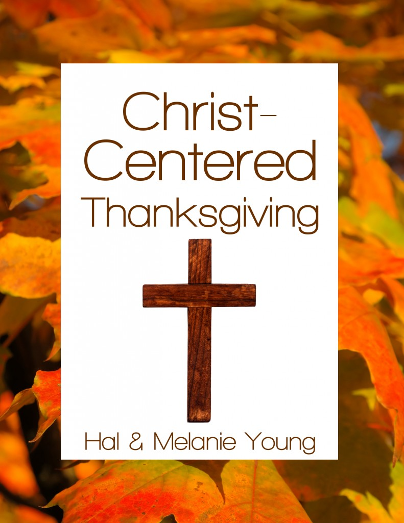 Christ-Centered Thanksgiving Cover