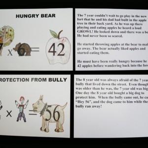 Dianne Craft Multiplication Cards