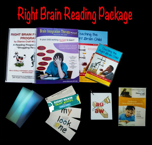Dianne Craft's Reading Package