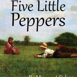 Five Little Peppers Front Cover